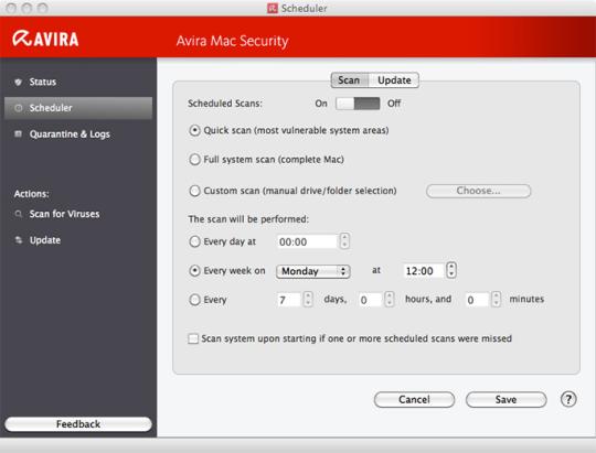 avira antivirus crack mac