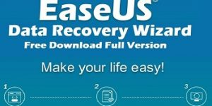 EaseUS Data Recovery Wizard Professional crack free download
